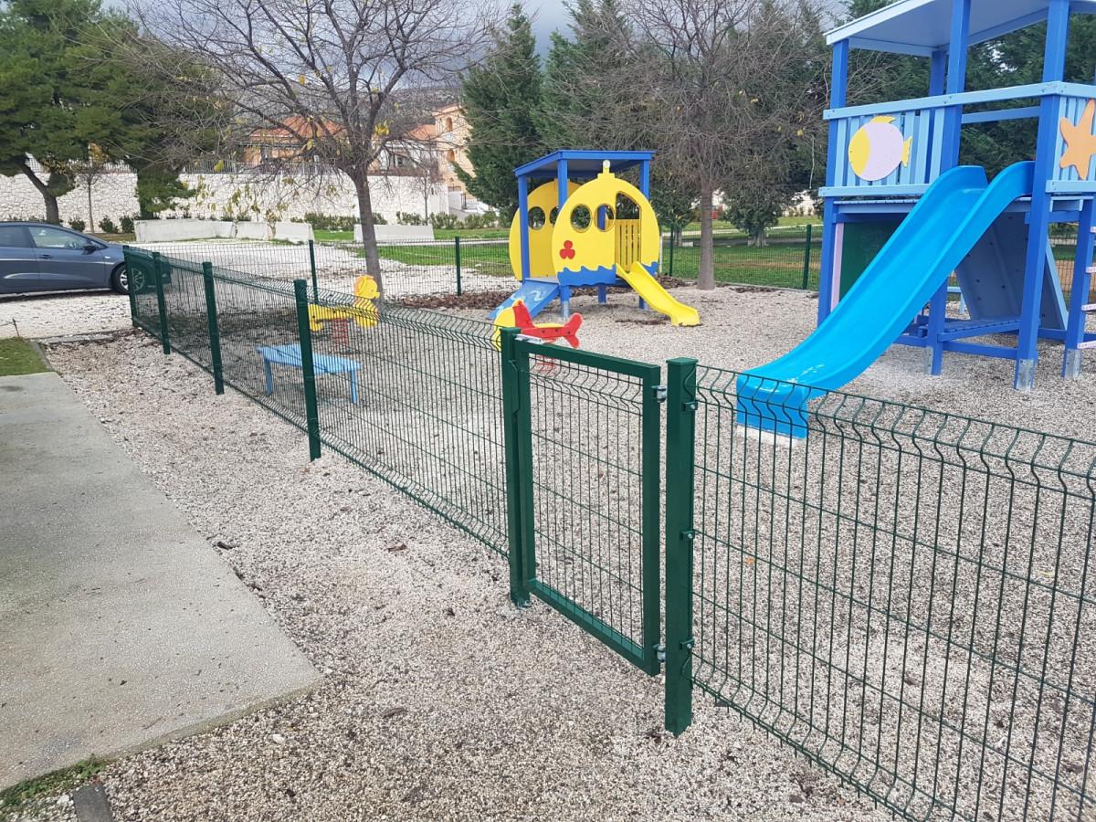 Dječje igralište u Trogiru